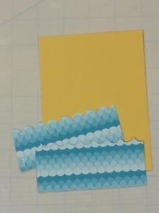 Sunset Card 1