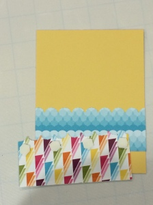 Sunset Card 2