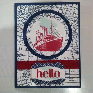 Traveler Card