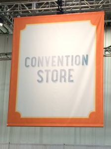 Convention Store Sign