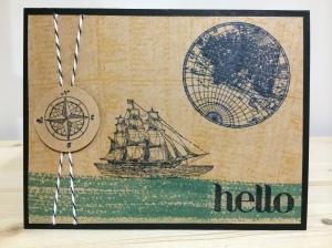 Open Sea Card