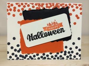 Halloween Card Concept